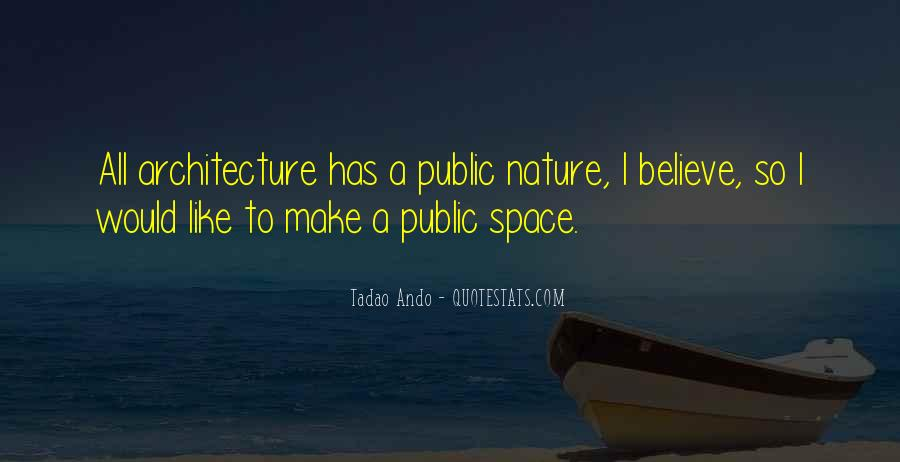 Space In Architecture Quotes #581389