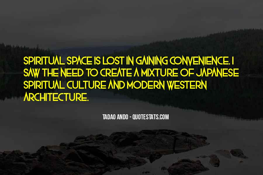 Space In Architecture Quotes #631551
