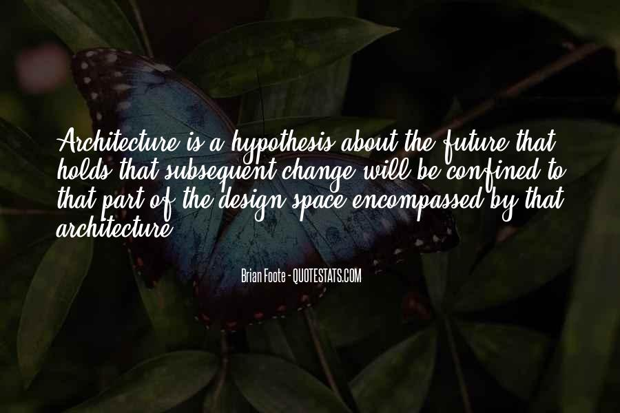 Space In Architecture Quotes #897632