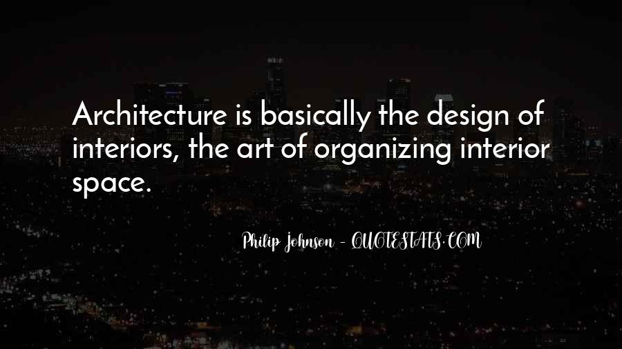 Space In Architecture Quotes #938102