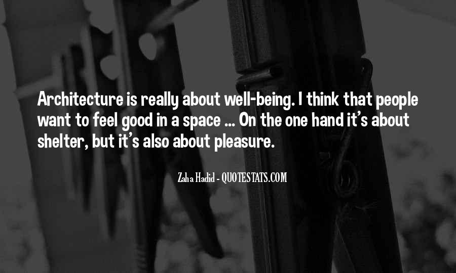 Space In Architecture Quotes #952264