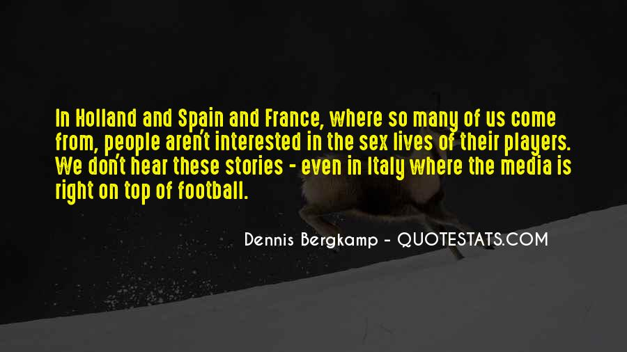 Spain Football Quotes #1199477