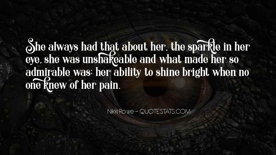 Sparkle Life Quotes #1781984