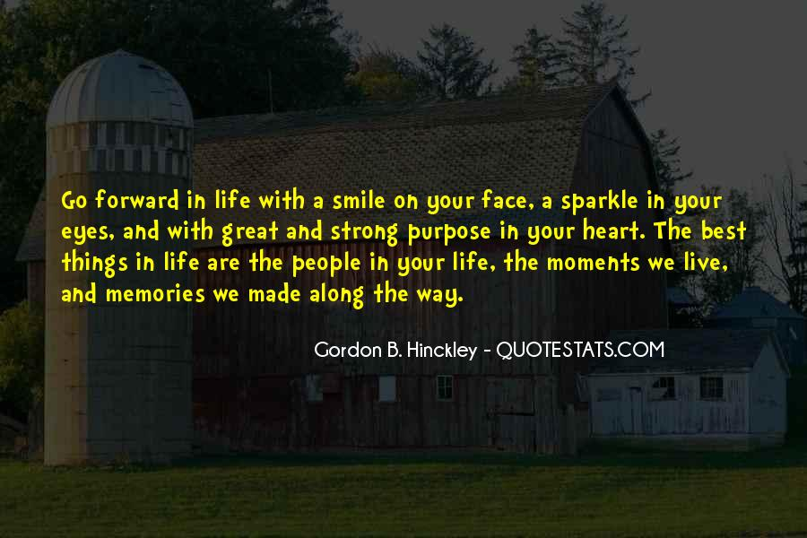 Sparkle Life Quotes #53521