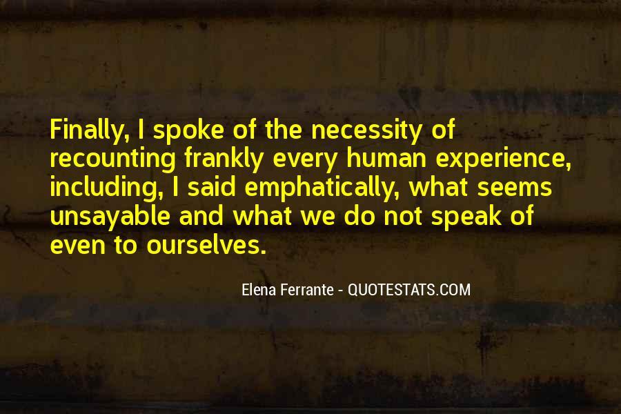 Speak Less Do More Quotes #2963