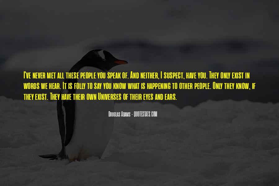 Speak Less Do More Quotes #3313