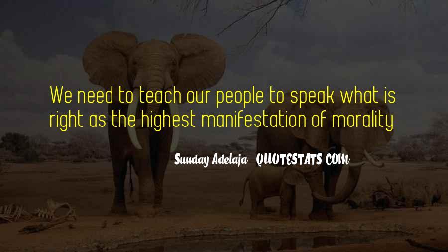 Speak Less Do More Quotes #567