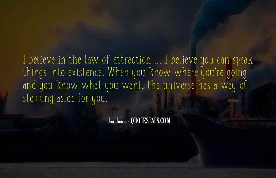 Speak What You Believe Quotes #1266036