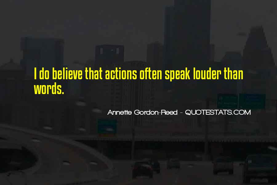 Speak What You Believe Quotes #127634