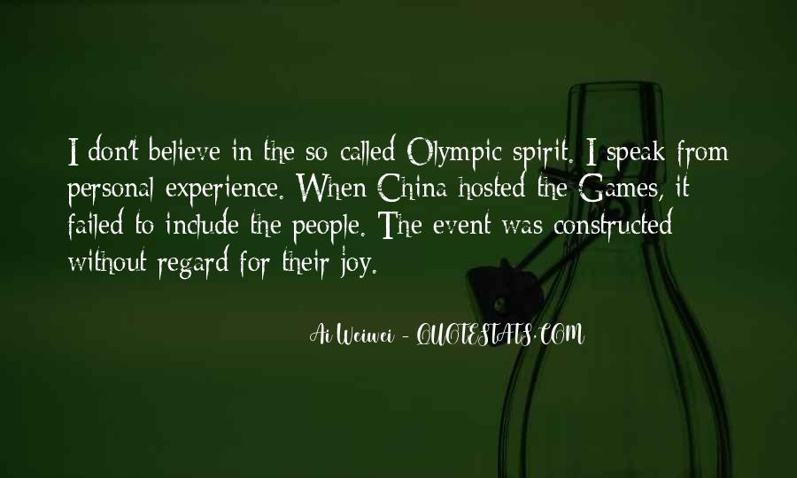 Speak What You Believe Quotes #3995