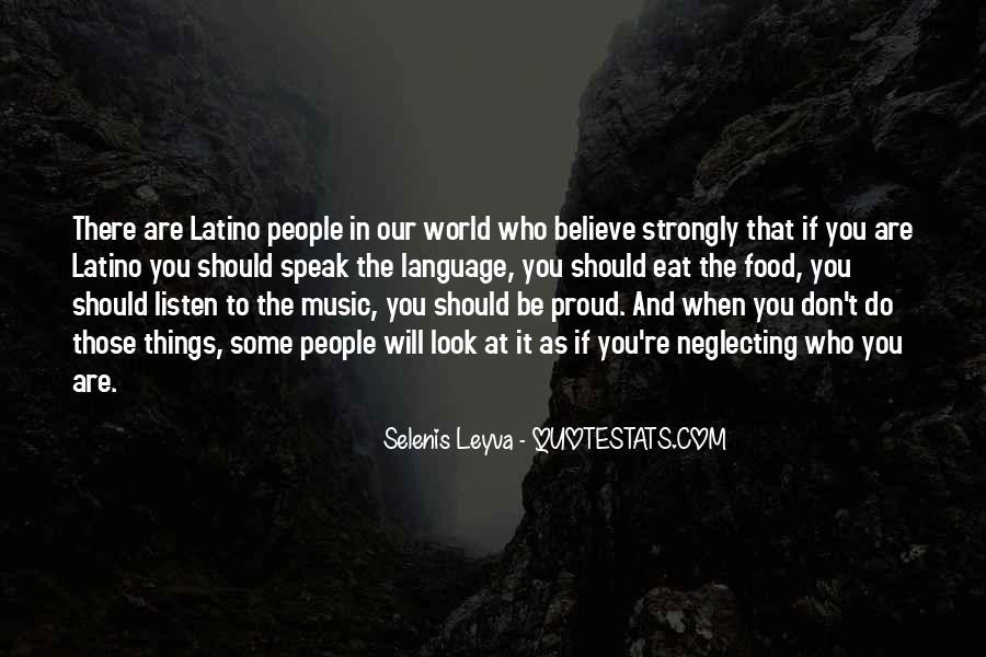 Speak What You Believe Quotes #87279