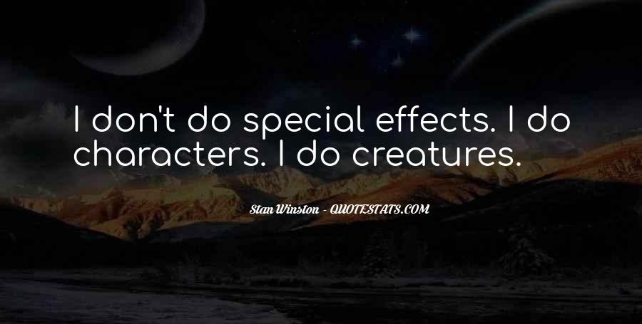 Special Characters Quotes #1063520