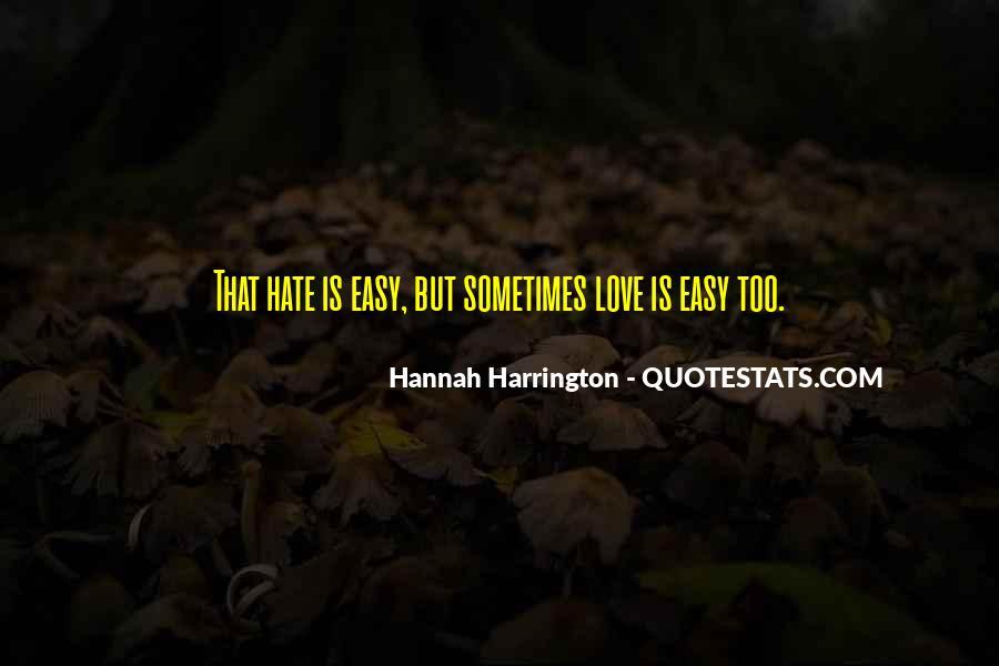 Speechless Hannah Harrington Quotes #376102