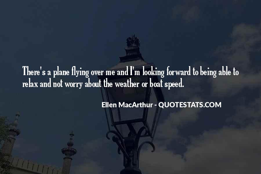 Speed Boat Quotes #501246