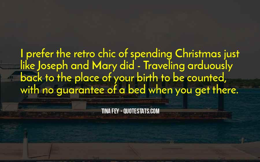 Spending Christmas With You Quotes #1182938