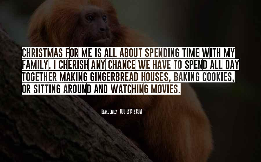 Spending Christmas With You Quotes #428787