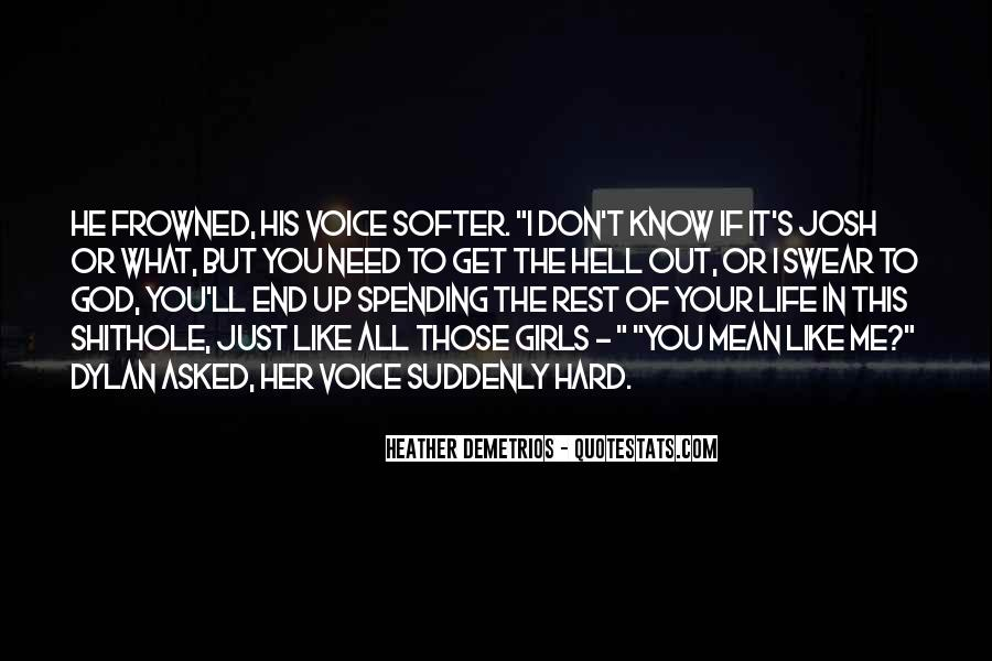 Spending My Whole Life With You Quotes #177910