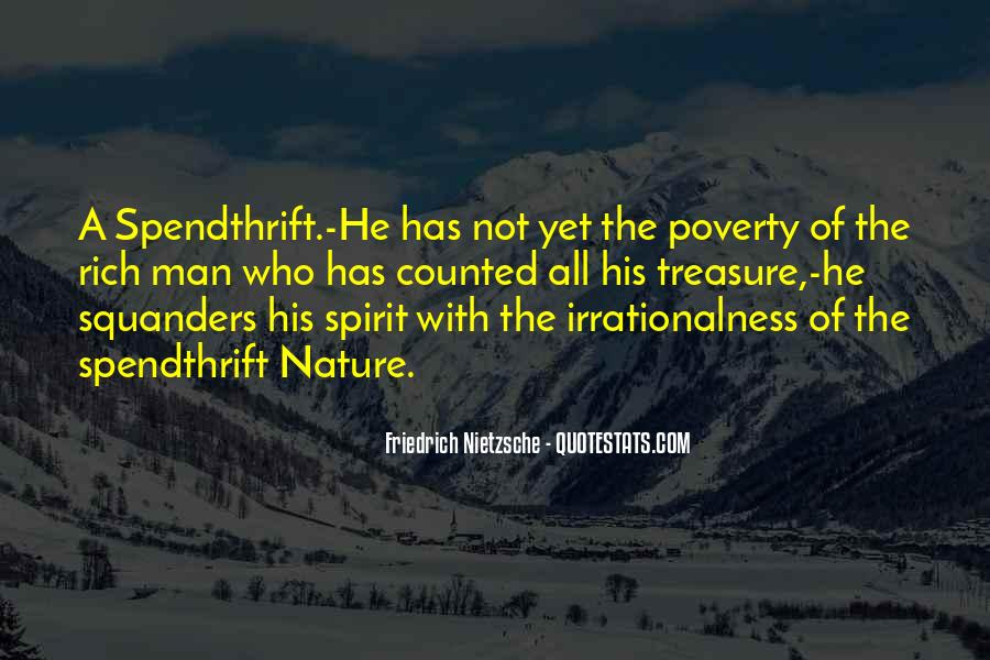 Spendthrift Quotes #39184