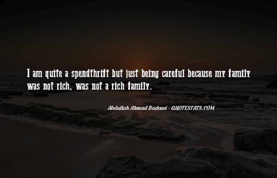 Spendthrift Quotes #402293