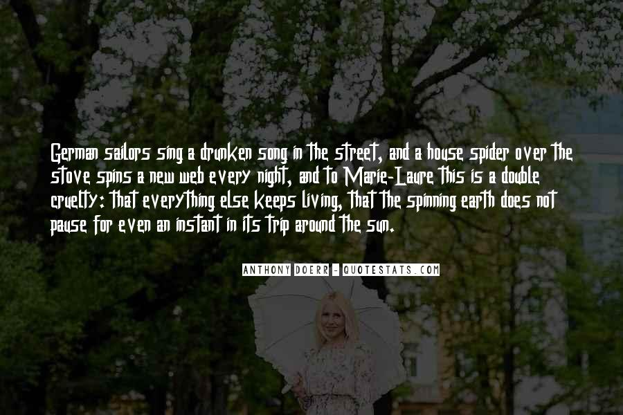 Spider's Web Quotes #201341
