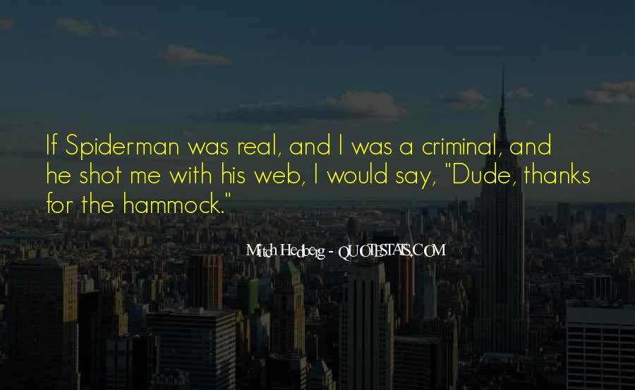 Spiderman 1 Funny Quotes #413016