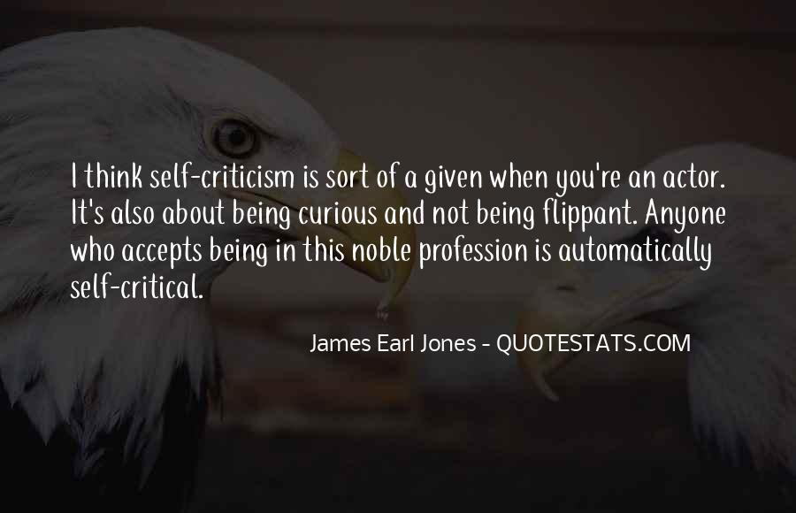 Quotes About Being Noble #1044844