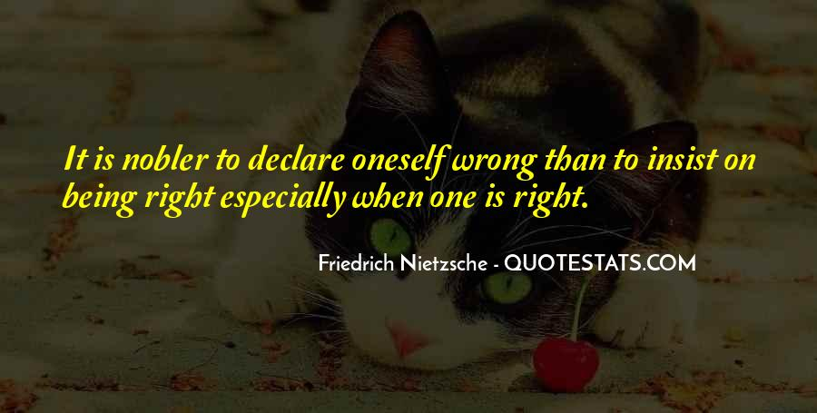 Quotes About Being Noble #138645