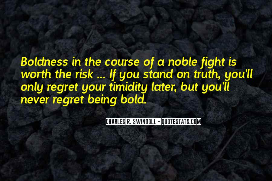 Quotes About Being Noble #1730001