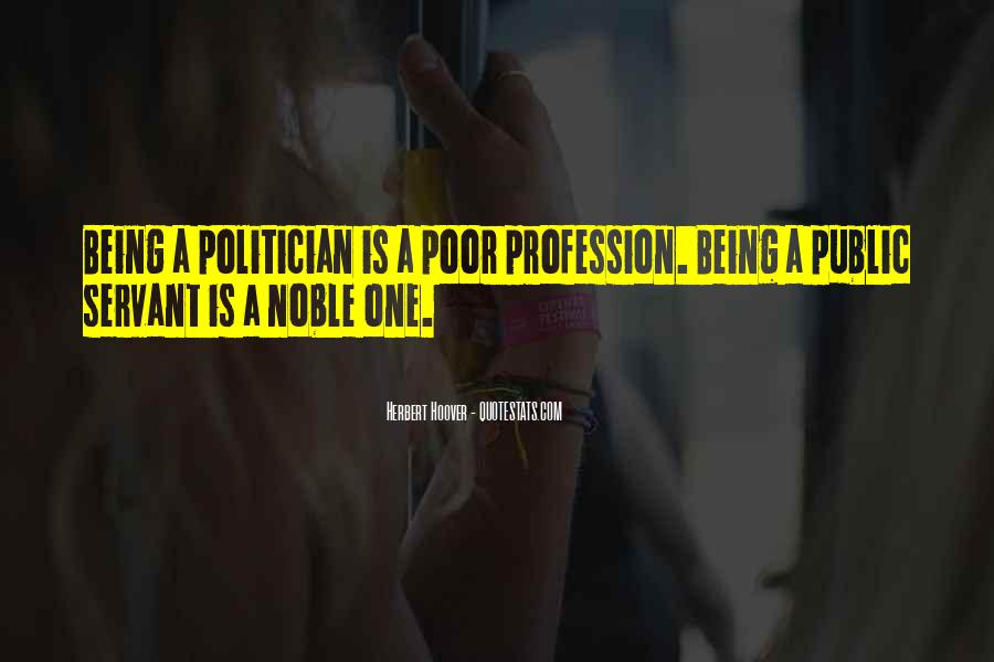 Quotes About Being Noble #1856773