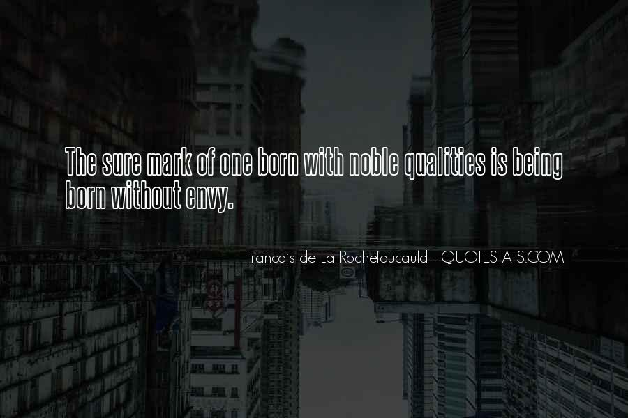 Quotes About Being Noble #995850