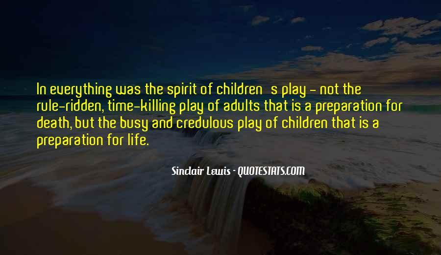 Spirit Of Life Quotes #100063