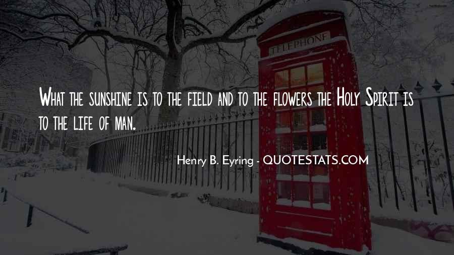 Spirit Of Life Quotes #104934