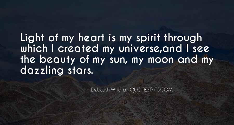 Spirit Of Life Quotes #107786