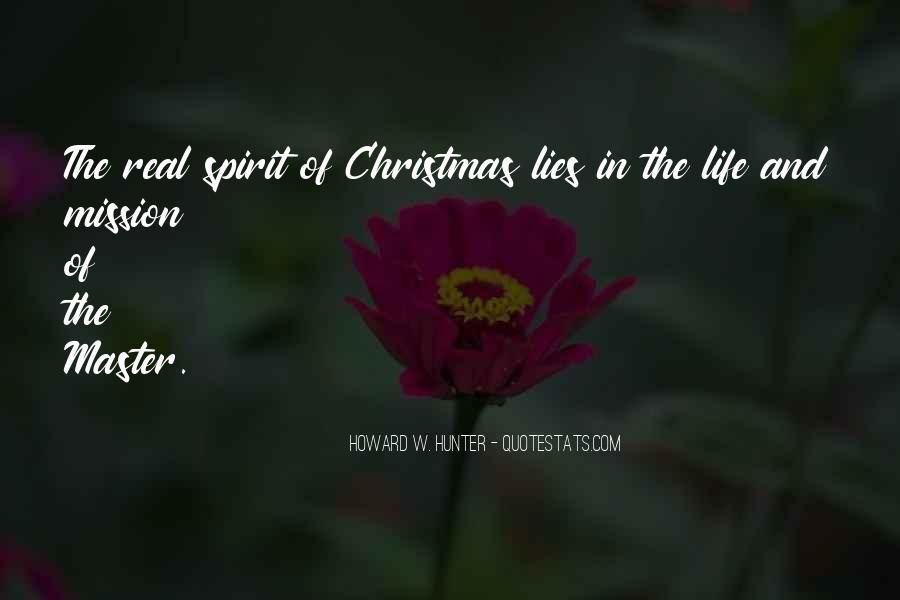 Spirit Of Life Quotes #11130