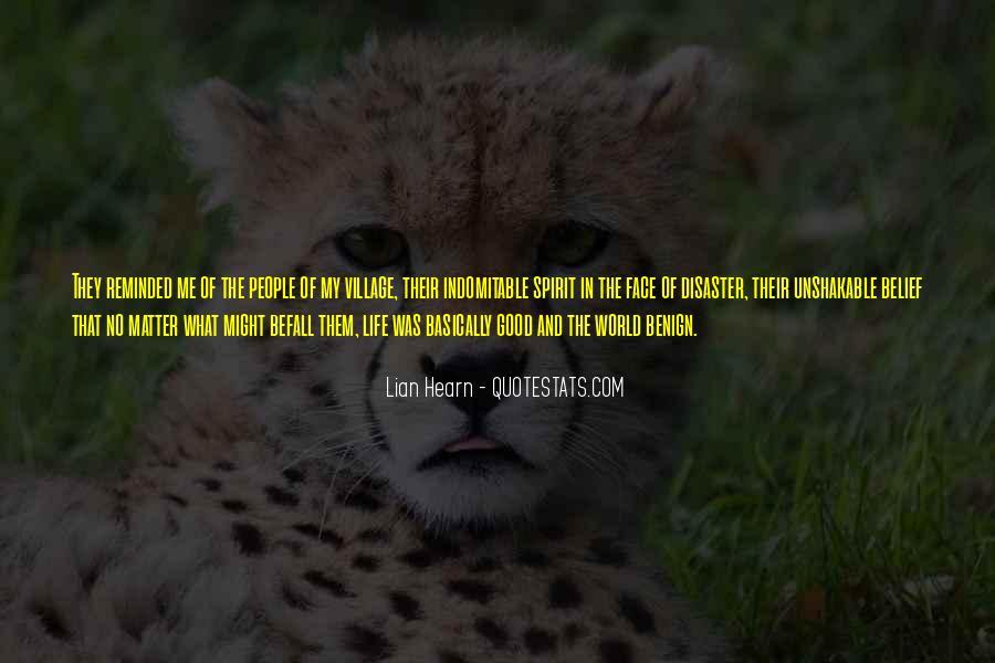 Spirit Of Life Quotes #117641