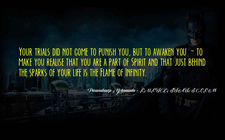 Spirit Of Life Quotes #130359