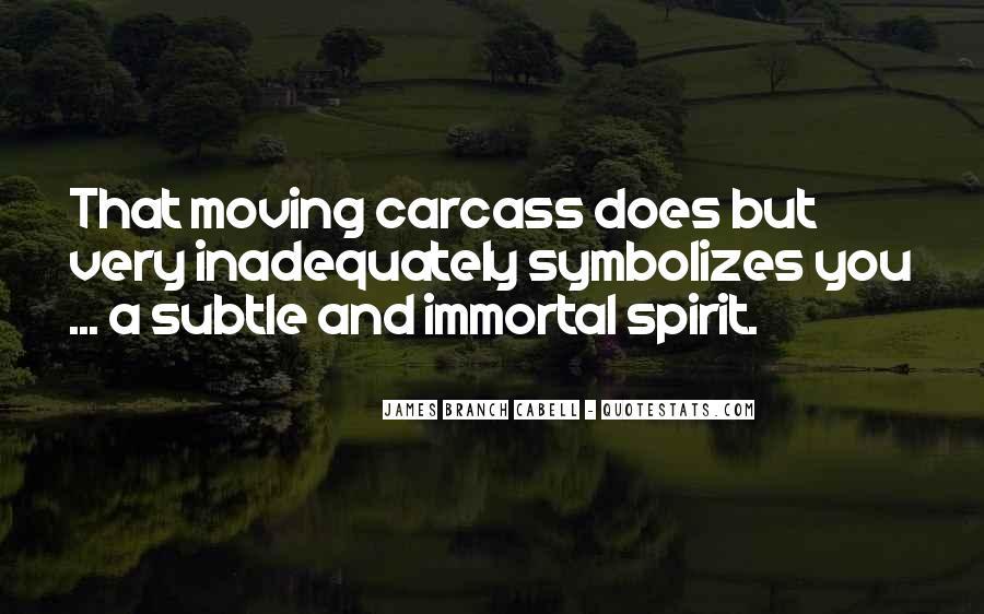 Spirit Of Life Quotes #130628