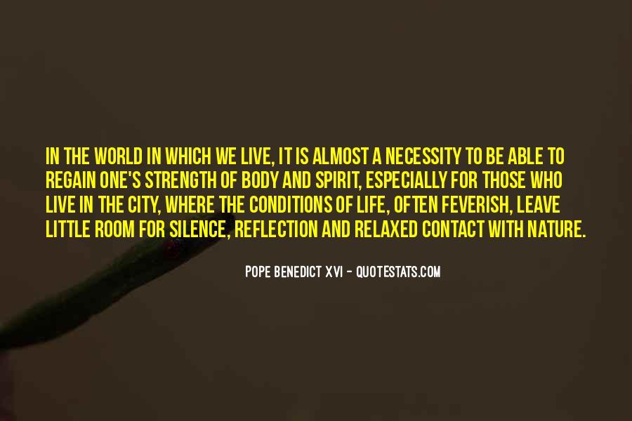 Spirit Of Life Quotes #131215