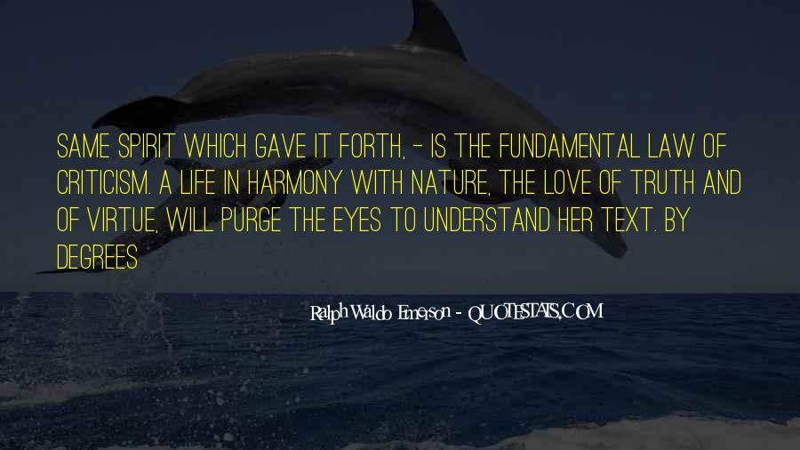 Spirit Of Life Quotes #132781