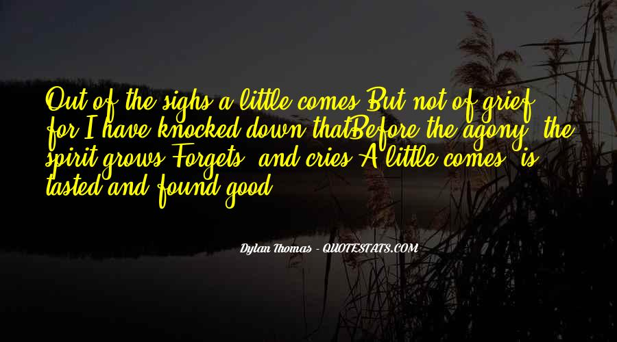 Spirit Of Life Quotes #139419
