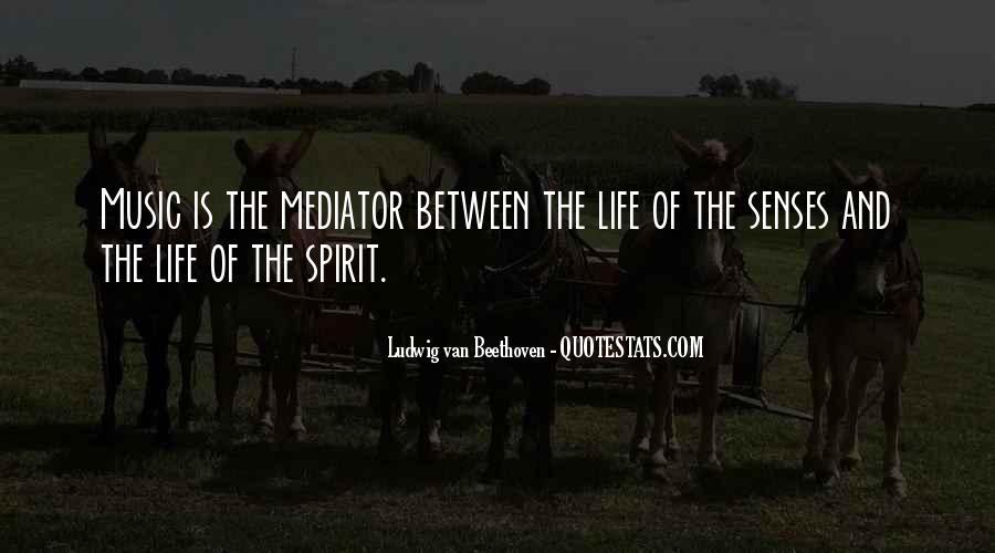 Spirit Of Life Quotes #143460