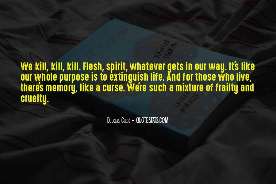 Spirit Of Life Quotes #150399
