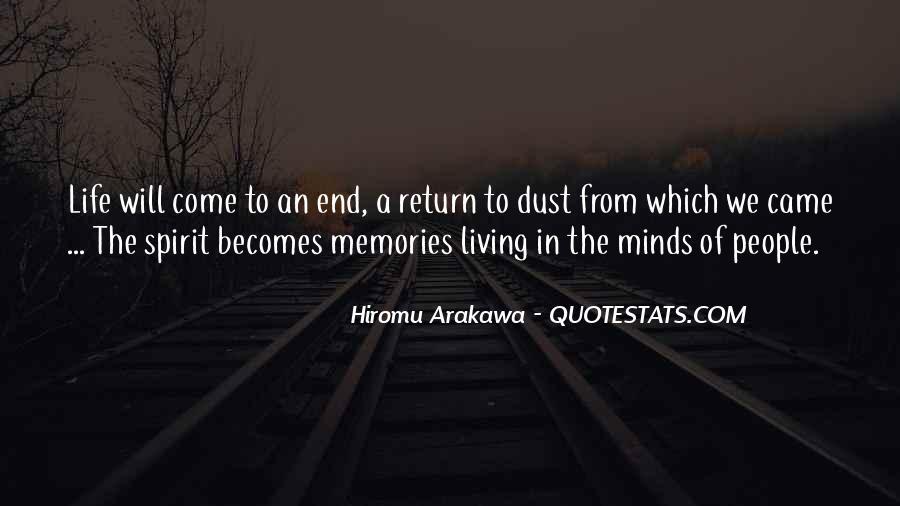 Spirit Of Life Quotes #165582