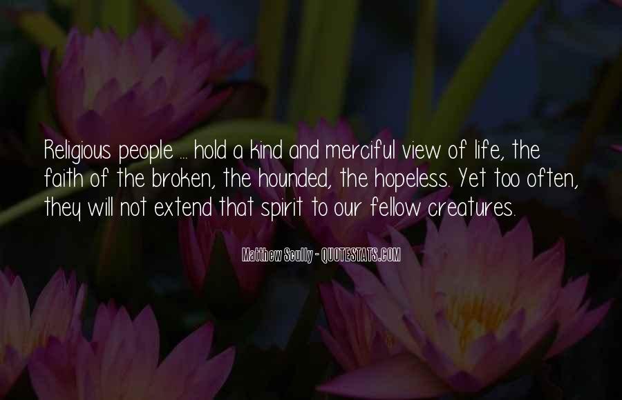 Spirit Of Life Quotes #180388
