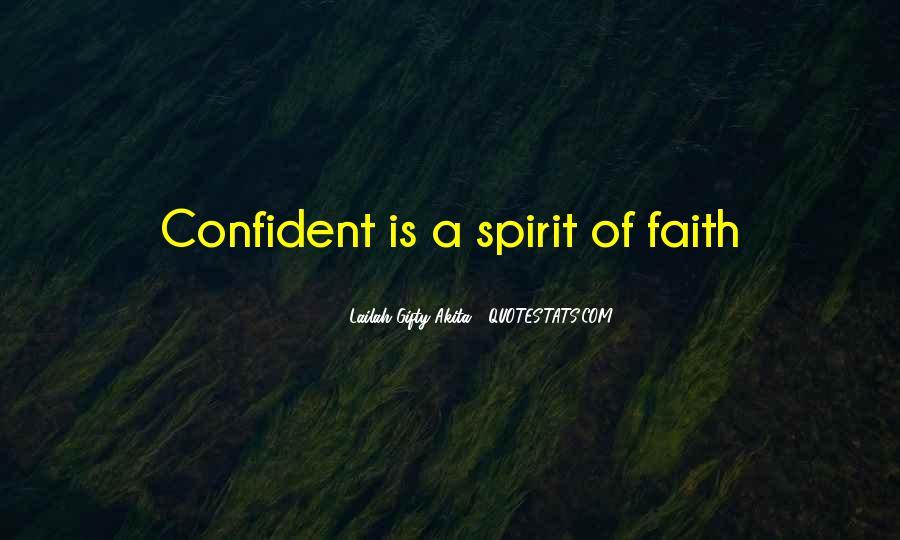 Spirit Of Life Quotes #188275