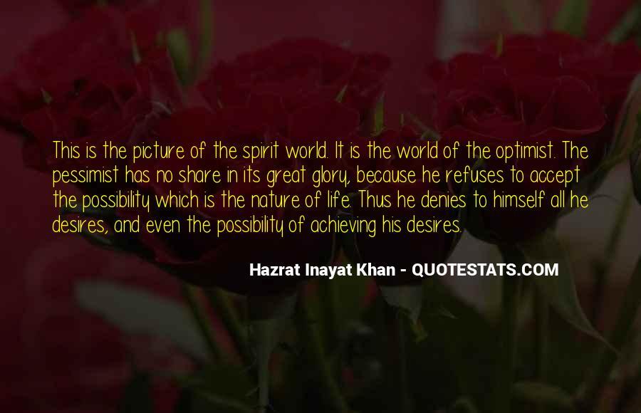 Spirit Of Life Quotes #29893