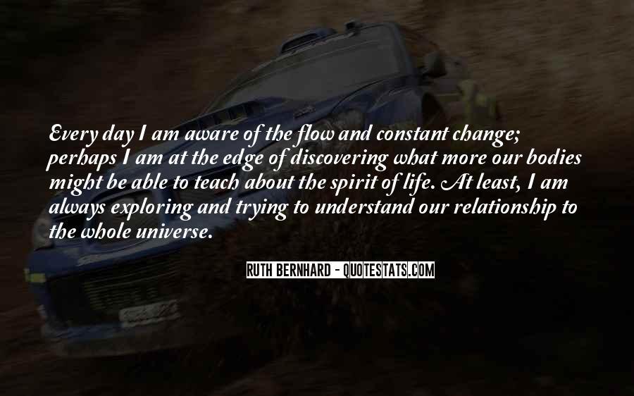Spirit Of Life Quotes #41734