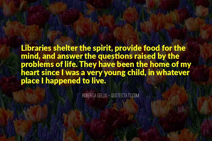 Spirit Of Life Quotes #43695