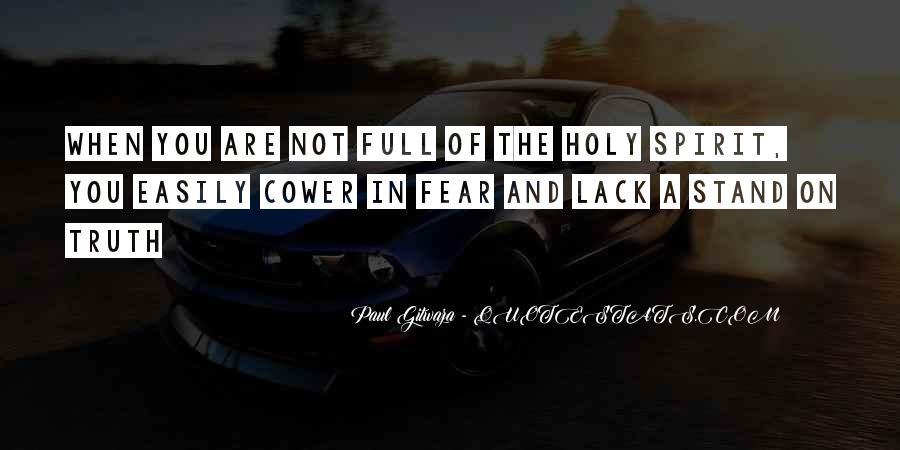 Spirit Of Life Quotes #5480