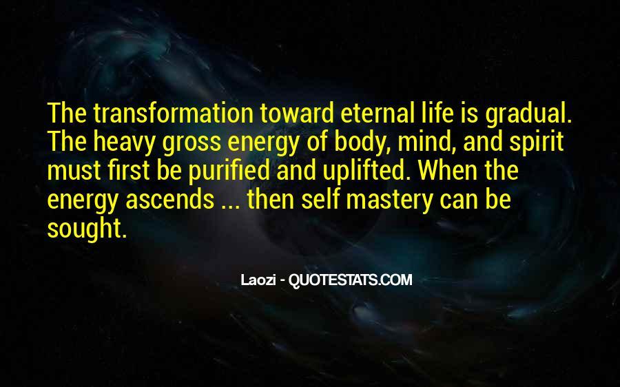 Spirit Of Life Quotes #62389
